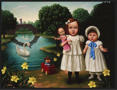 Marion Peck, 'English Garden', 2002