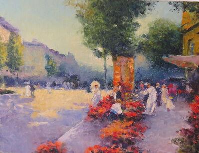 Vladimir Nasonov, 'Paris Morning'