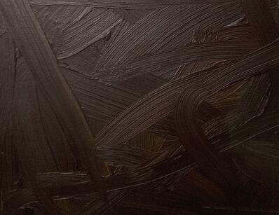 Gerhard Richter, 'Vermalung Braun', 1972