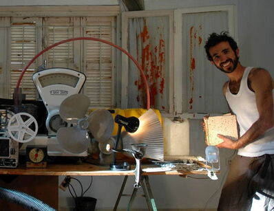 Tamir Zadok, 'The Matza Maker', 2009