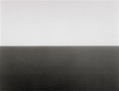 Hiroshi Sugimoto, 'Time Exposed: #342 Gargano Adriatic Sea', 1990