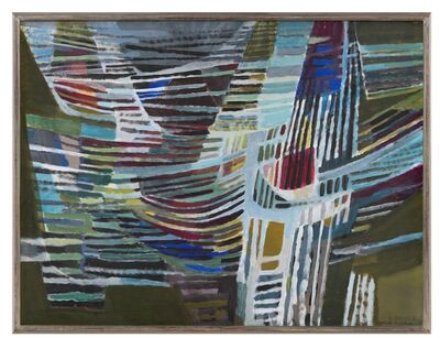 Roberto Burle Marx, 'Untitled  ',  1968