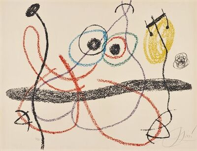 Joan Miró, 'Untitled', 1978