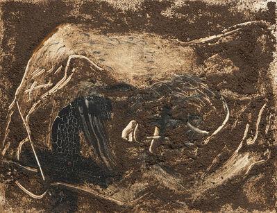 Antoni Tàpies, 'Esgrafiat', 2004