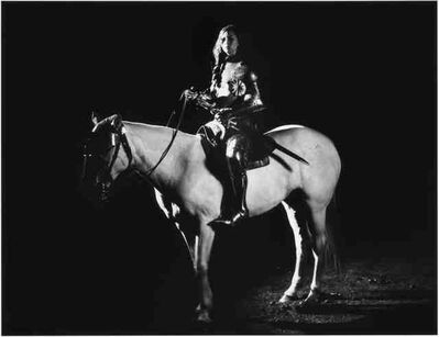 Max Snow, 'Untitled, Joan of Arc', 2010