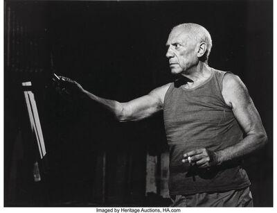 André Villers, 'Picaso', 1955