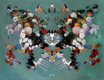 Ciler, 'Rorschach Flower Test 1', 2017
