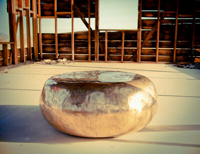 Alma Allen, 'Bronze Coffee Table'
