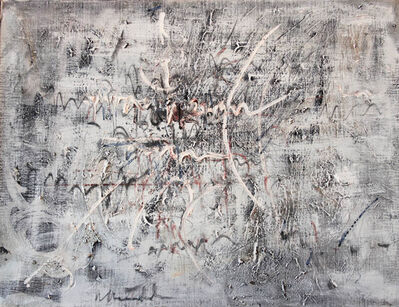 Hans Staudacher, 'Poetisches', 1959