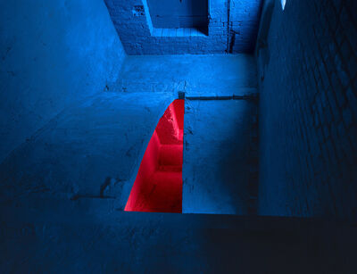 Georges Rousse, 'Berlin', 1998