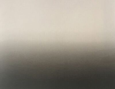 Hiroshi Sugimoto, 'Time Exposed: #361 English Channel Fecamp 1989', 1991