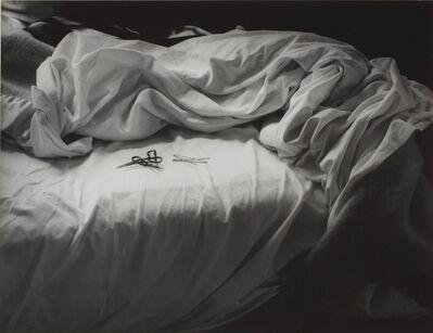 Imogen Cunningham, 'Unmade Bed'