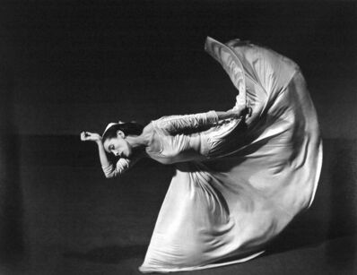 Barbara Morgan, 'Dance Portfolio: Martha Graham -- Letter to the World, 1940', 1977