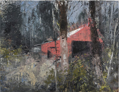 Donald Teskey, 'The Lee Valley Barn ', 2016