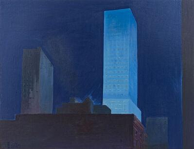 John Button, 'Night Lighting ', 1965