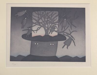 Jean Michel Folon, 'Dream', 1970