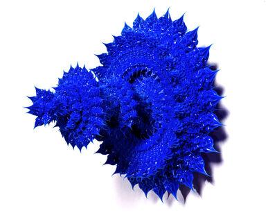 Anke Eilergerhard, 'Deep Blue (small)', 2020