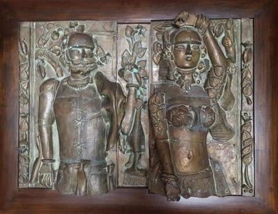 """Laxma Goud, 'Untitled, Bronze, Edition-5 by Modern Artist """"In Stock""""', 2008"""
