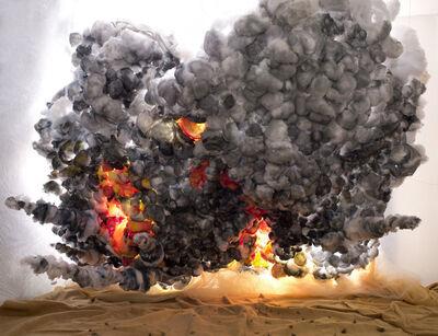 Shirley Wegner, 'Desert Explosion', 2013