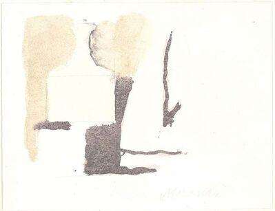 Giorgio Morandi, 'Study for a Still Life', 1973