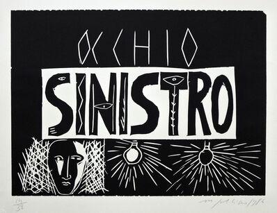 Mimmo Paladino, 'Terra Tonda Africana No 3', 1986