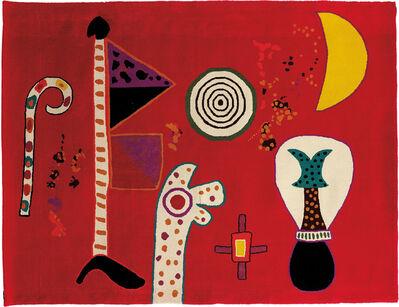 Alan Davie, 'Flag Walk', 1972