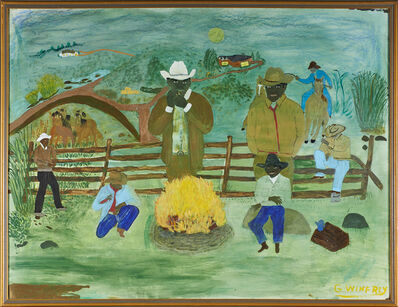 Geraldine Winfrey, 'Untitled (My Oklahoma Family)'