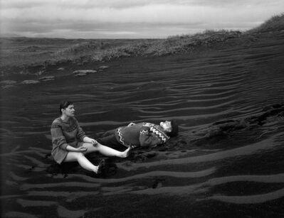 Agnieszka Sosnowska, 'Defeat, Self Portrait with Neil, Héraðsandur, Iceland', 2015