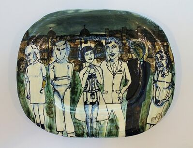 Grayson Perry, 'Six figure group', ca. 1990