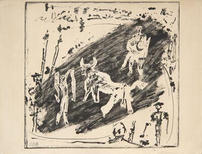 Pablo Picasso, 'Les Banderilles', 1947