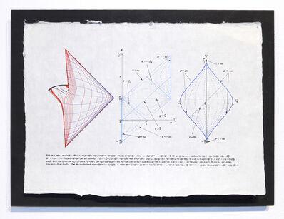 Dorota & Steve Coy, 'Penrose Diagram 1', 2020