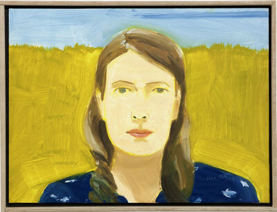 Alex Katz, 'Sharon', 2009