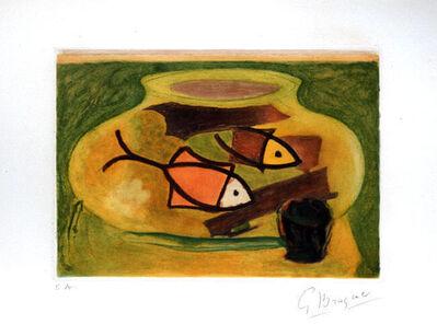 Georges Braque, 'L'Aquarium (The Aquarium)', ca. 1950