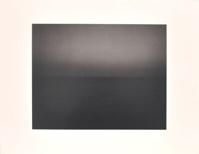 Hiroshi Sugimoto, 'Time Exposed [South Pacific Ocean Tearai 199, 360]', 1991