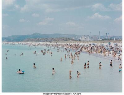Massimo Vitali, 'Rosignano Fins, from A Portfolio of Landscapes and Figures', 2006