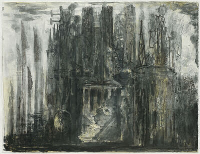 Christopher Le Brun, 'Palace of Art', 2012
