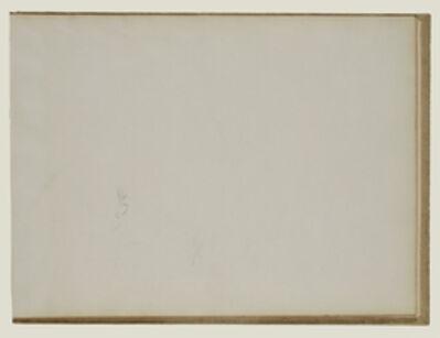 Edgar Degas, 'Sketch of Man's Head', 1877