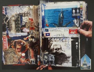 Peter Beard, 'Diary Page, 1991'