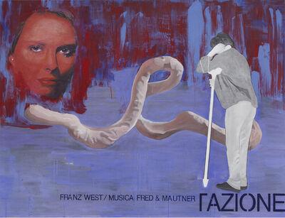 Franz West, 'Untitled', 2012