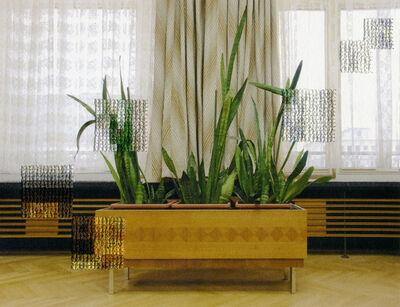 Diane Meyer, 'Plants, Former Offices of the State Secret Police', 2012