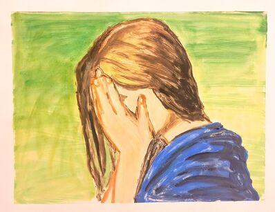 Richard Bosman, 'Untitled (crying woman)', 2017