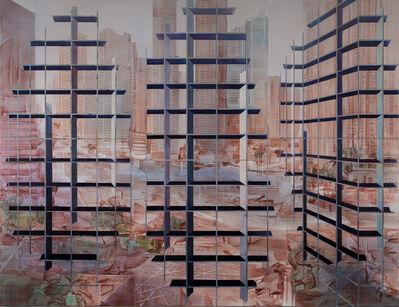 Driss Ouadahi, 'Inside Zenith', 2014