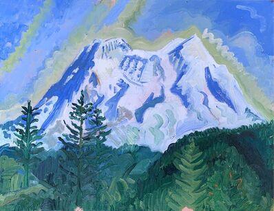 Aaron Zulpo, 'Mount Rainier', 2019