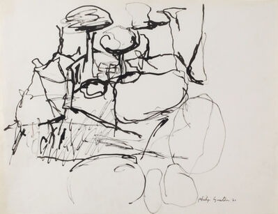 Philip Guston, 'Untitled', 1960