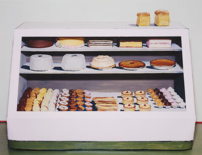 Sharon Core, 'Bakery Counter, 1962', 2004