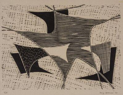 Luigi Veronesi, 'Composition', 1955