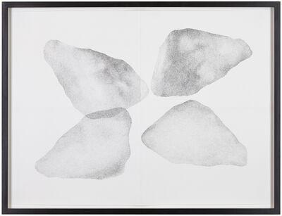 Michael Müller, 'Untersuchung zu vier Formen, Nr. 3', 2014