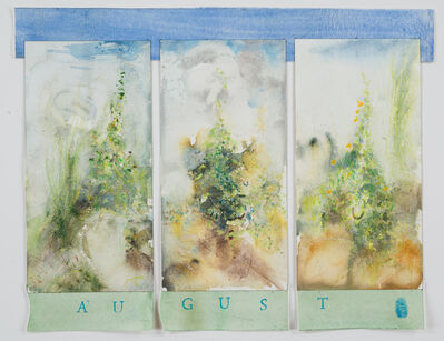 David Freed, 'August', 2015