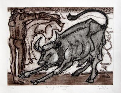 """Luis Miguel Valdes, '""""Homenaje a Dominguín II""""', 2005"""