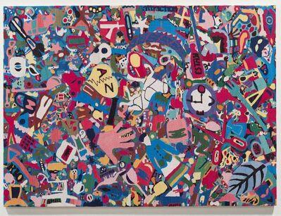 Alighiero Boetti, 'Tutto', 1988